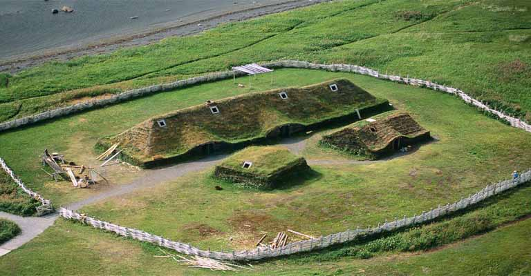 Anse aux Meadows - Viking site