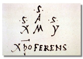 Cristopher Colombus mysterious cryptogram
