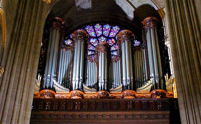 Grand orgue Paris