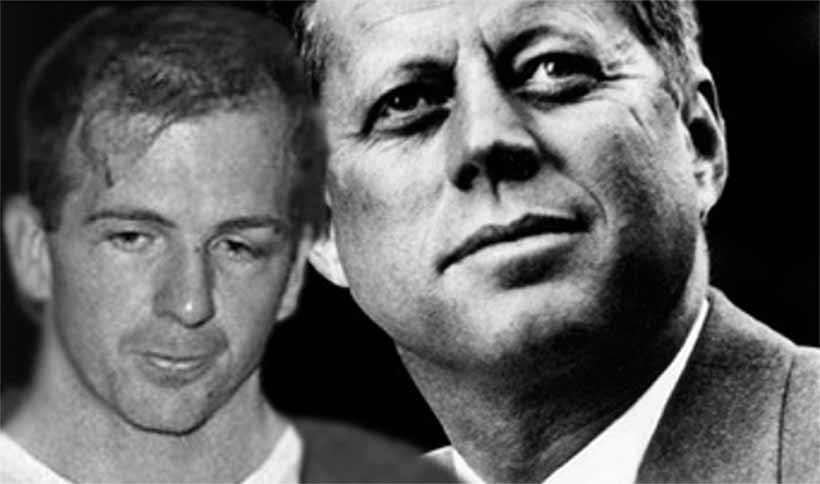 JFK and Lee Oswald
