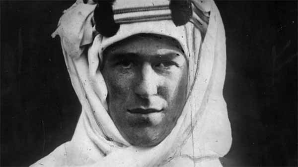 The real Lawrence of Arabia