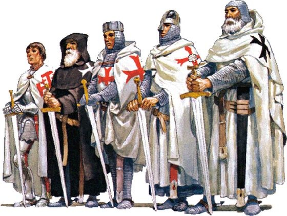 Legend of the Knights Templar