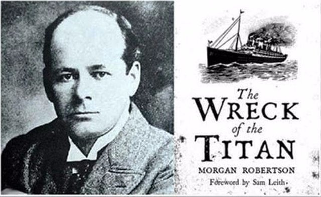 Morgan Robertson and The Wreck of the Titan